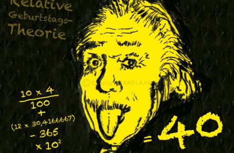 Einstein... 40