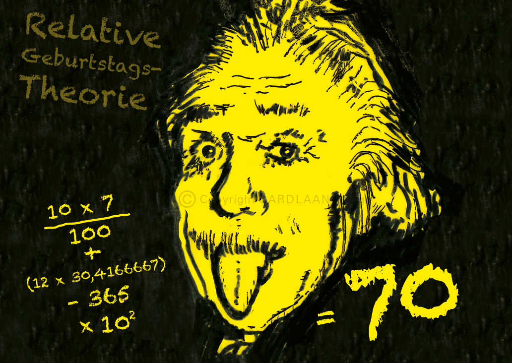 Einstein... 70