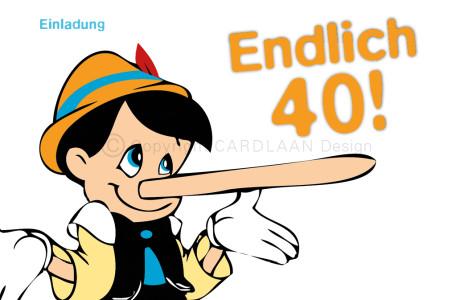 Pinoccio... 40