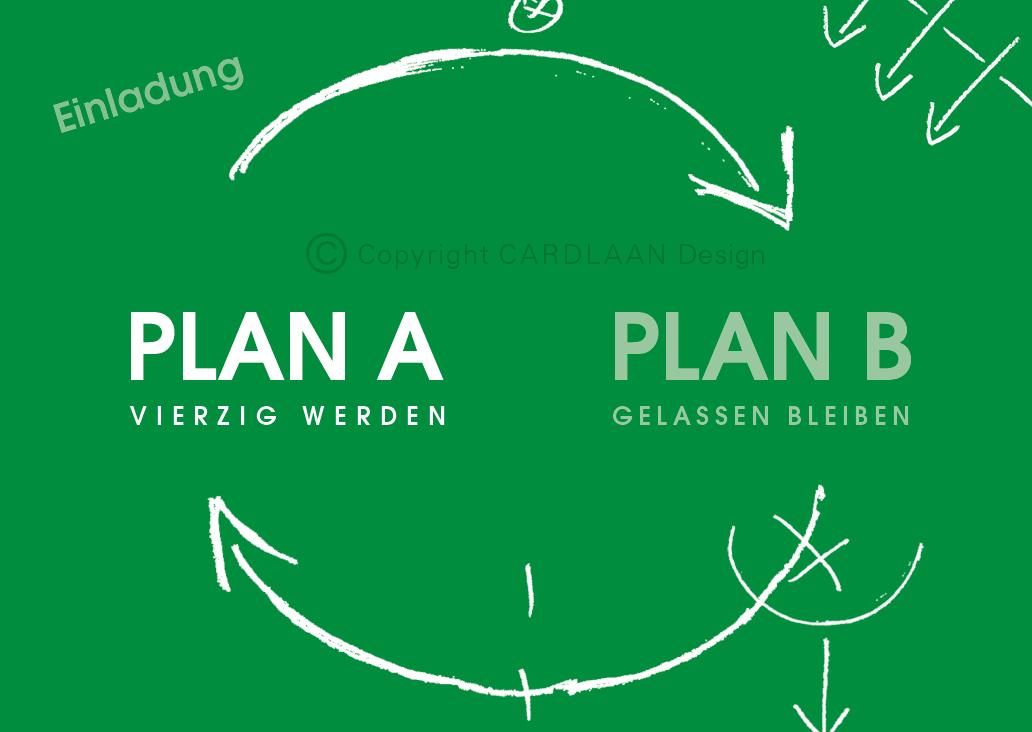 Plan A B... 40 (grün)
